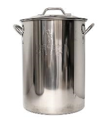 8 GALLON BREWING POT