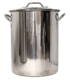16 GALLON BREWING POT