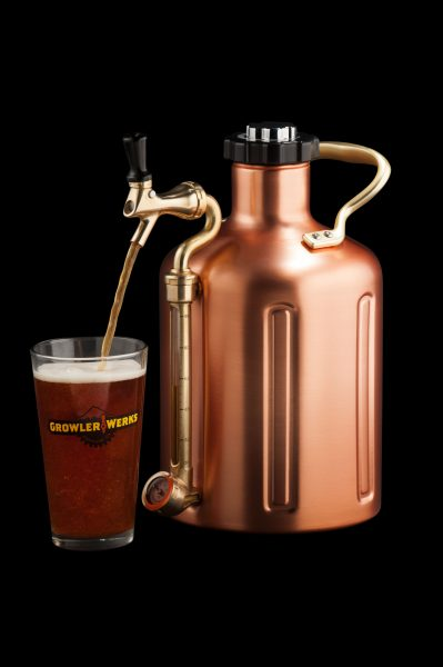 UKeg 128 Copper Growler