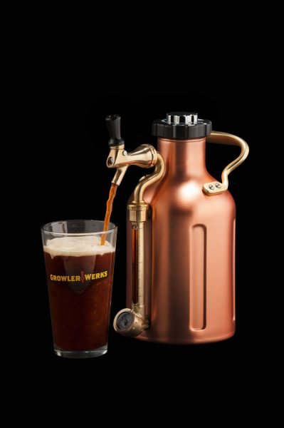Copper Growler