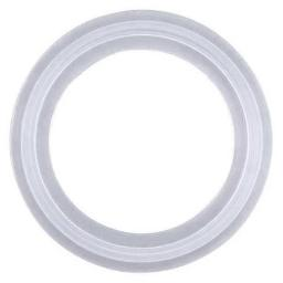 SILICON GASKET FOR TRI-CLAMP FITTINGS