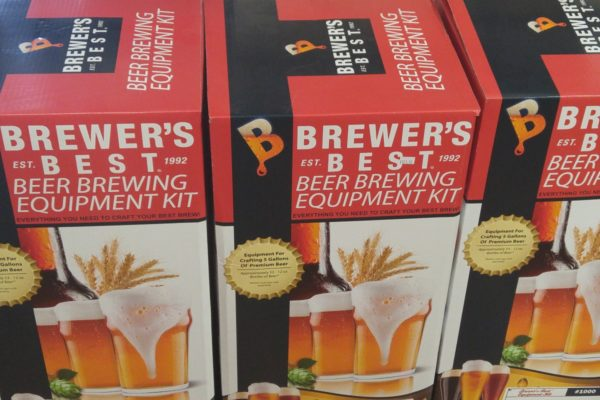 - Brewer's Best Equipment Kits