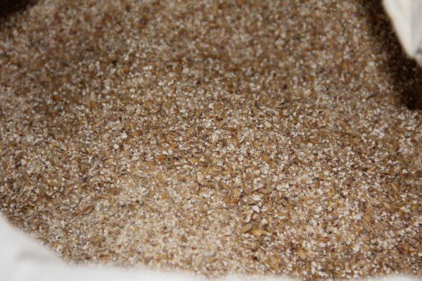 - - Crushed Grain