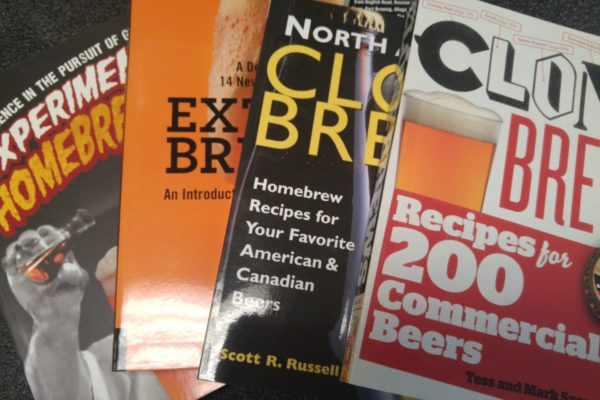 - Beer Books
