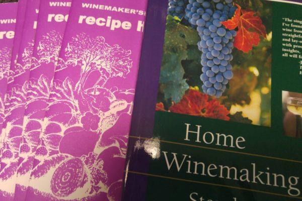 - Wine Books