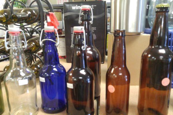 - - Beer Bottles