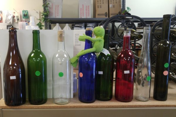 - - Wine Bottles