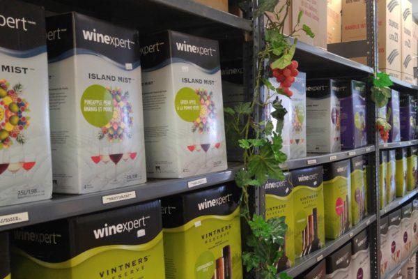 - Winemaking Kits