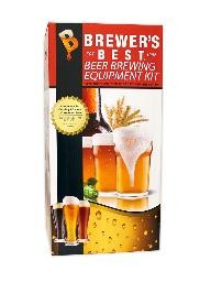 Deluxe Brewer's Best Equipment Kit