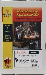 Brewers Best One Gallon Beer Equipment Kit