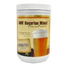 BAVARIAN WHEAT (65% Malted Wheat)