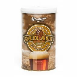 OLD ALE – Muntons