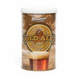 OLD ALE – Muntons