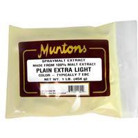 PLAIN EXTRA LIGHT – DSM Muntons 1 lb
