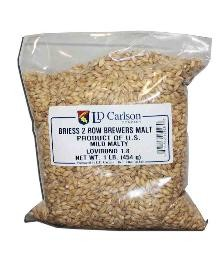 2-Row Brewers Malt – 10 lb.