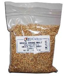 SMOKED MALT (Cherry Wood) – 1 lb.