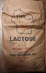 LACTOSE, 55 lb bag