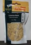 LICORICE ROOT, Glycyrrhiza glabra