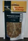 WINTERGREEN LEAVES, Gaultheria procumbens