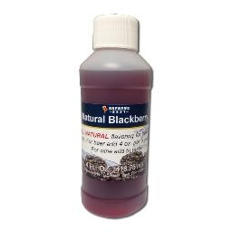 BLACKBERRY FLAVORING – NATURAL 4 oz
