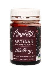 AMORETTI® BLACKBERRY ARTISAN FRUIT PUREE 8 OZ