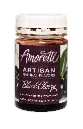 AMORETTI® BLACK CHERRY ARTISAN FRUIT PUREE 8 OZ