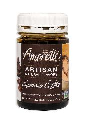 AMORETTI® ESPRESSO COFFEE ARTISAN FRUIT PUREE 8 OZ