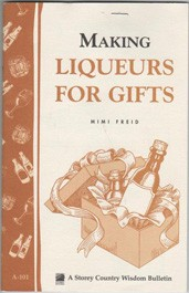 Making Liquers For Gifts