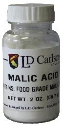 Malic Acid – 2 oz