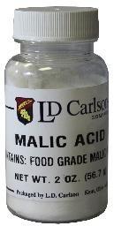 Malic Acid – 2 oz