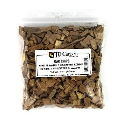 Oak Chips – Light Toast – 4 oz