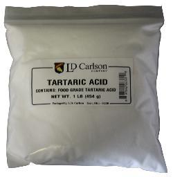 Tartaric Acid – 1 lb
