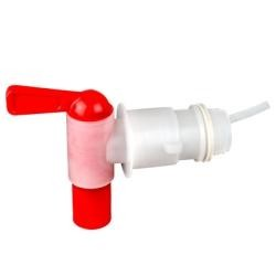 PLASTIC VENTED FAUCET FOR HEDPACK