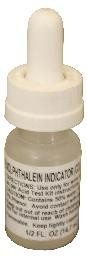 Color Solution, ½ oz (Phenolphthalein)