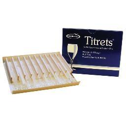 Titrets (Sulfite Test Kit)