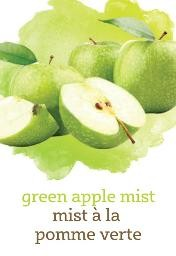 GREEN APPLE MIST WINE LABELS