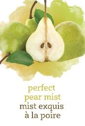 PERFECT PEAR MIST WINE LABELS