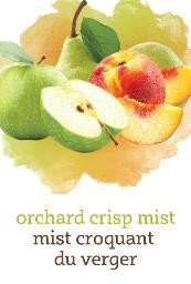 ORCHARD CRISP MIST WINE LABELS