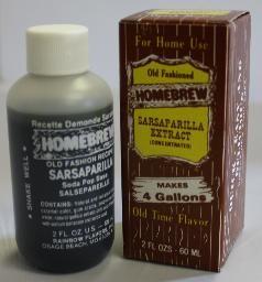 Sarsaparilla Soft Drink Extract