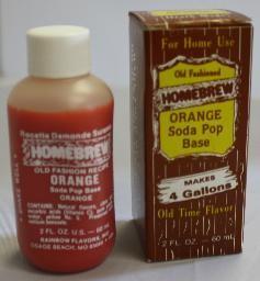 Orange Soft Drink Extract