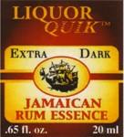 Dark Jamaican Rum