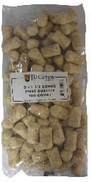 9 x 1 1/2 First Quality Corks – 100/Bag