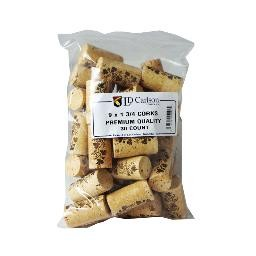 9 x 1 3/4 Premium Corks – 30/bag