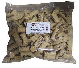 9 x 1 3/4 Premium Corks – 100/bag