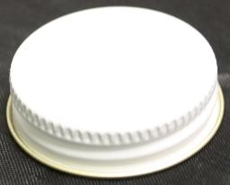 38mm Metal Screw Caps – each