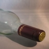 Regular Shrink Capsules – Burgundy With Gold Grapes