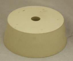 No. 13 Pure White Gum Laboratory Stoppers – Drilled