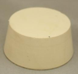 No. 11 Pure White Gum Laboratory Stoppers – Solid