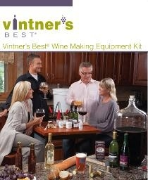 VINTNER'S BEST® COUNTRY WINE – ONE GALLON EQUIPMENT KIT