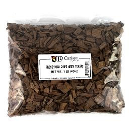 FRENCH OAK CHIPS – 1 lb bulk